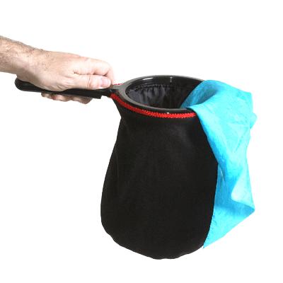 Change Bag Standard (Black) by Bazar de Magia