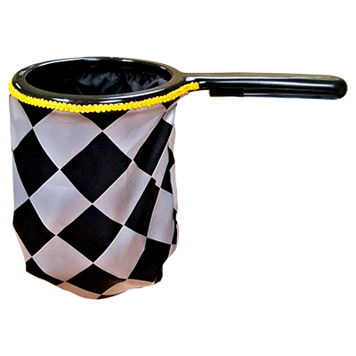 Change Bag Diamond (Black/White) by Bazar de Magia