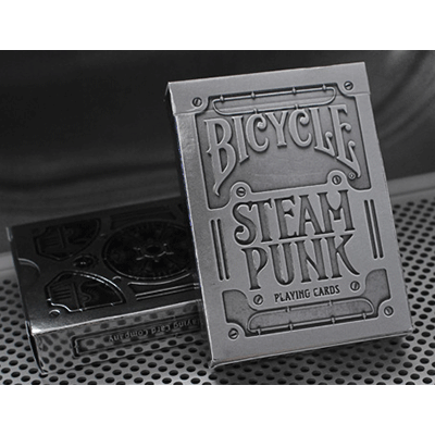 Bicycle Silver Steampunk