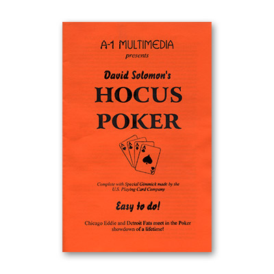Hocus Poker by David Solomon