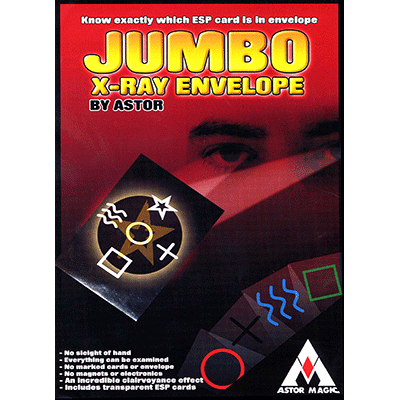 Jumbo X-Ray Envelope by Astor Magic
