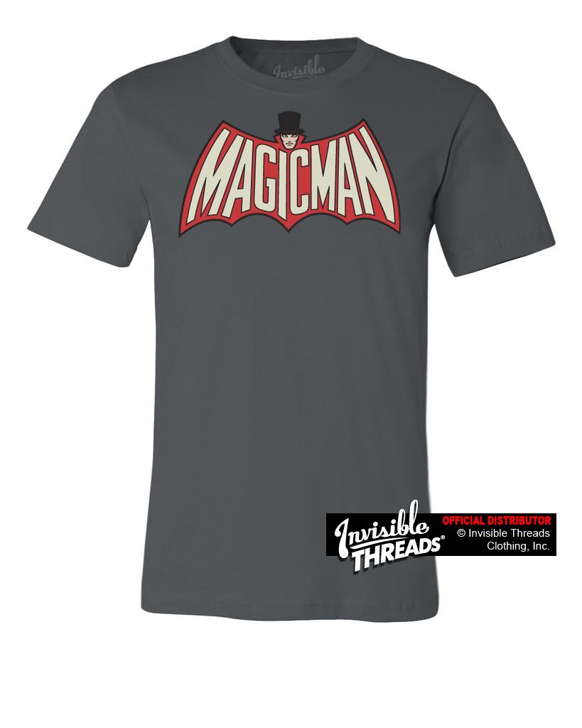 MagicMan-Tee-Shirt