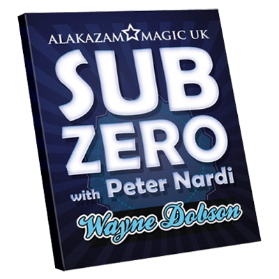 Sub Zero by Wayne Dobson with Peter Nardi