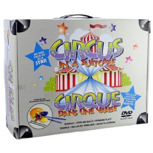 Circus-In-A-Suitcase