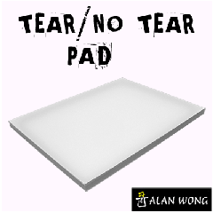 No Tear Pad - by Alan Wong