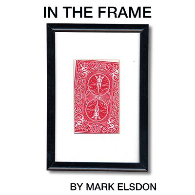 In the Frame by Mark Elsdon*