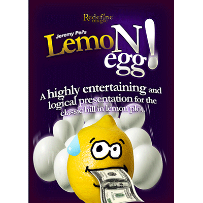 LemoNegg 2.0 by Jeremy Pei