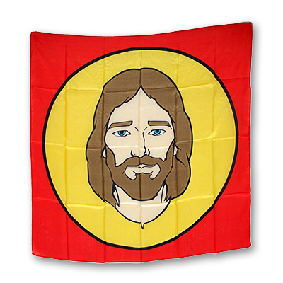 Gospel Silk Jesus (36 inch)