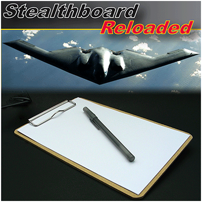 Stealthboard Reloaded by Mark Zust - Masonite