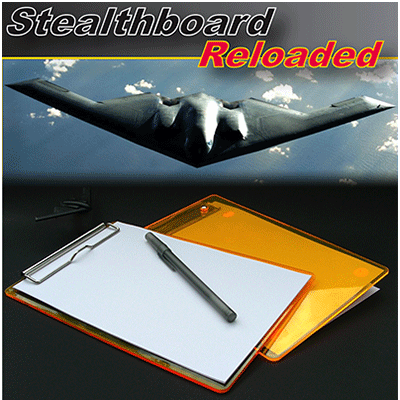 Stealthboard Reloaded  by Mark Zust - Neon*