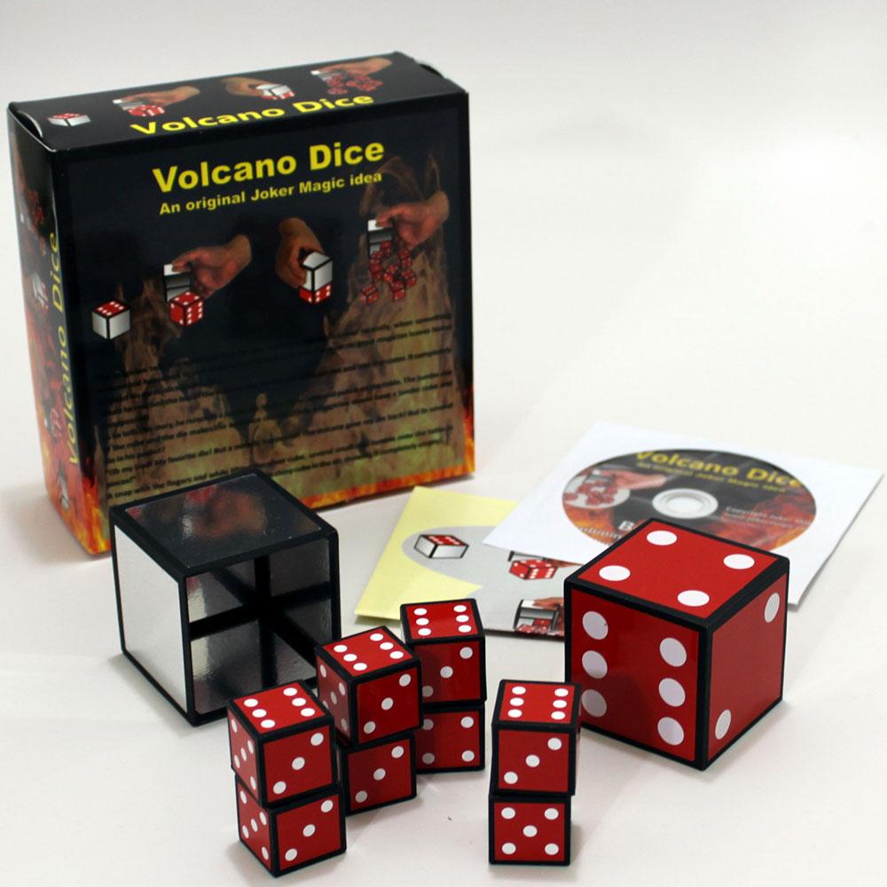 Volcano Dice