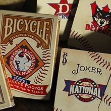 Negro Leagues Deck