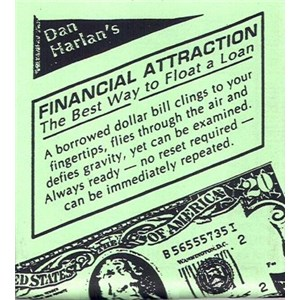 Financial Attraction by Dan Harlan
