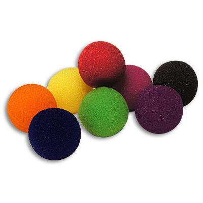 Ultra Soft Sponge Balls by Goshman 1.5 inch