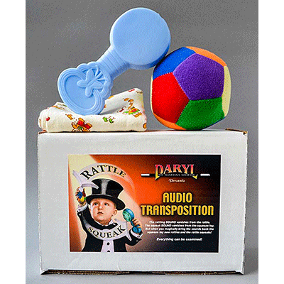 Audio Transposition by Daryl