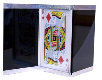 Card Production & Vanishing Frame
