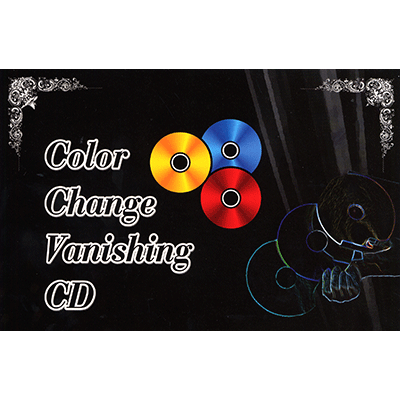 Color Changing / Vanishing CD by JL Magic