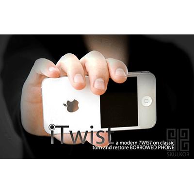 iTwist (Black) by Skulkor - Trick
