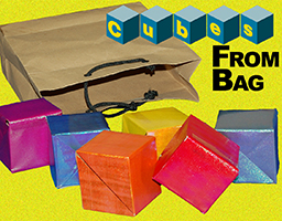 Cubes From Bag
