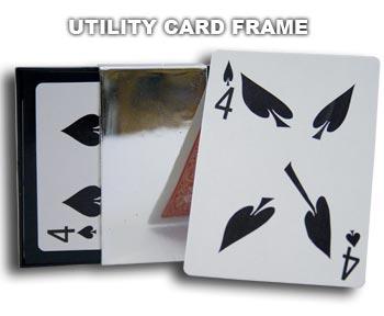 Utility Card Frame