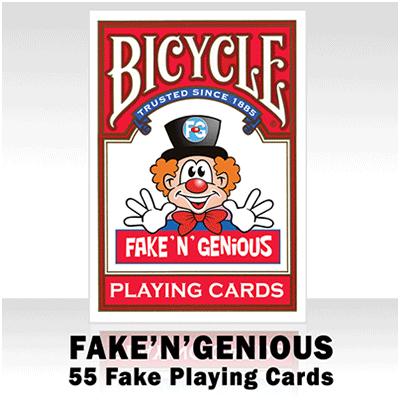 Fake 'N' Genius Deck by So Magic Evenements