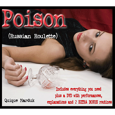 Poison by Quique Marduk