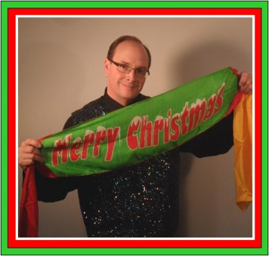 Magic Christmas Banner