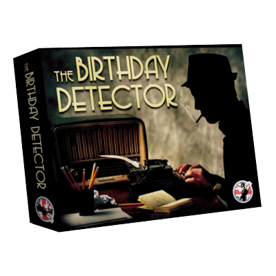 Birthday Detector by Chris Hare and Alakazam Magic*