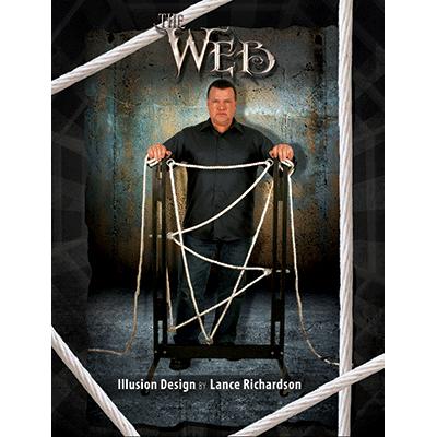 The Web Illusion Vol 3 (Mockup) by Lance Richardson