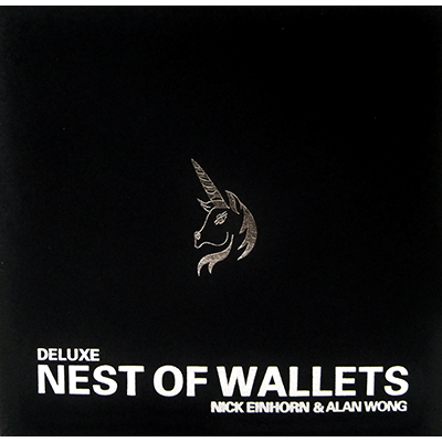 Nest of Wallets by Nick Einhorn and Alan Wong