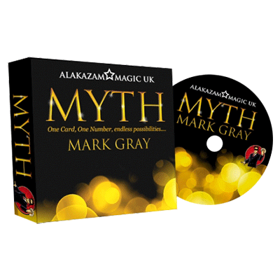 Myth by Mark Gray and Alakazam Magic