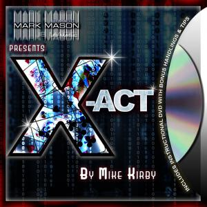 X-act By Mike Kirby and JB Magic