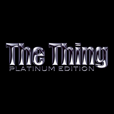 The Thing Platinum Edition by Bill Abbott