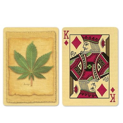 Bicycle Hemp Deck