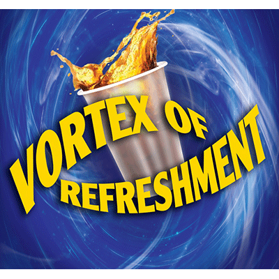 Vortex of Refreshment by David Regal
