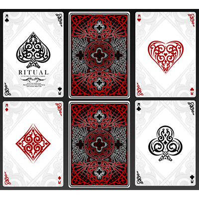 Ritual Playing Cards by US Playing Cards*