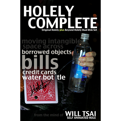 Holely Complete by Will Tsai and SM Productionz