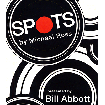 SPOTS Routine -  Script & DVD by Bill Abbott