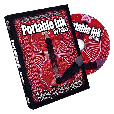 Portable Ink by Takel and Titanas Magic*
