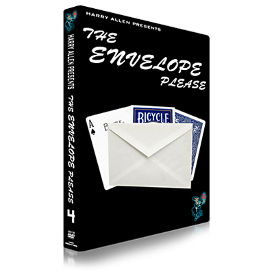 The Envelope Please by Daytona Magic
