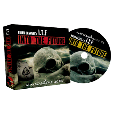 Into the Future by Brian Caswell and Alakazam Magic