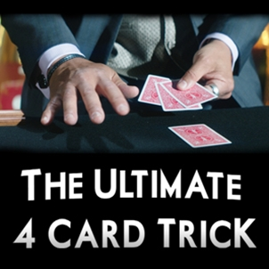 Ultimate 4 Card Trick - George Bradley