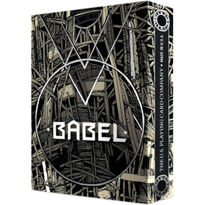 Babel Deck by Card Experiment