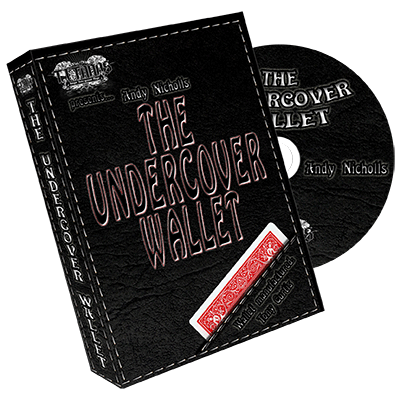 The Undercover Wallet  by Andy Nicholls and Titanas