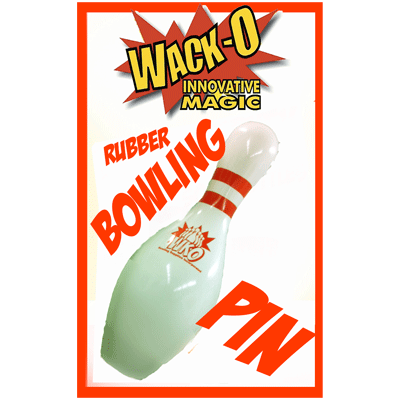 Wacko-Bowling-Pin-Production