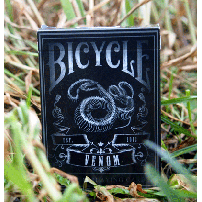 Venom Deck by US Playing Cards