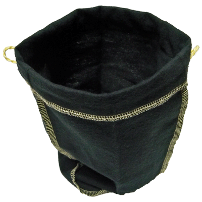 Felt Bag (Black, Ungimmicked)