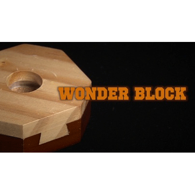 Wonder Block - by King of Magic