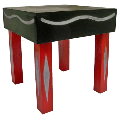 Little Fallapart Table by Ickle Pickle Products