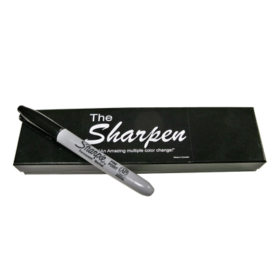 The Sharpen by Alain Vachon